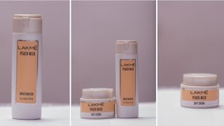Lakme peach milk moisturiser review,must watch vedio for everyone,affordable n best for winters