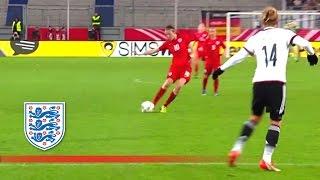 Germany Women 0-0 England Women | Goals & Highlights