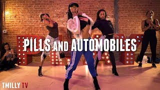 Chris Brown - Pills & Automobiles - Choreography by Aliya Janell - #TMillyTV #Dance