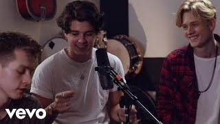The Vamps - All Night (Live on the Honda Stage)