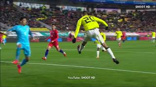 South Korea 2-1 Colombia – Highlights & Goals 10/11/2017 HD