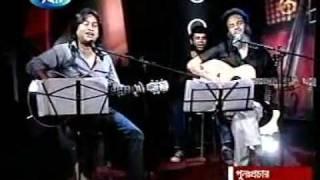 Partho - Brishti Dekhe Onek Kedechi (Acoustic Shondha)