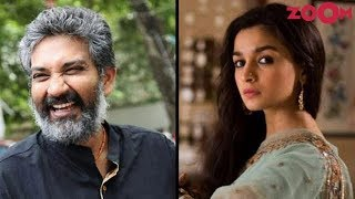 Alia Bhatt CONFIRMS starring in S S Rajamouli's next film 'RRR' | Bollywood News