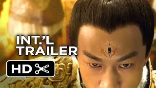 The Monkey King Official International Trailer #1 (2014) - Donnie Yen Fantasy Movie HD
