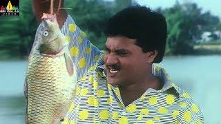 Sunil Comedy Scenes Back to Back | Mr.Errababu Telugu Movie Comedy | Sri Balaji Video