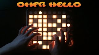 (OMFG) Hello - Launchpad Cover (PROJECT FILE)