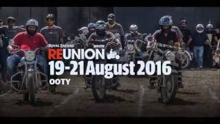 Royal Enfield Reunion South | Ooty 2016 |