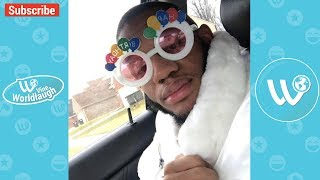 TRY NOT TO LAUGH OR GRIN WHILE WATCHING MeechOnMars Vines 2017
