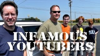 Meeting Infamous YouTubers - TheKGB65 - Tnoutdoors9 - Outpost Armory