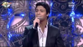 اغنية احمد جمال arab idol سلامتها ام حسن