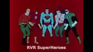 Justice League of America - 1967 | RVR SuperHeroes