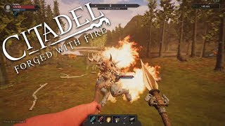 BOSS DI GAME INI??! - Citadel Forged With Fire [INDONESIA] #3