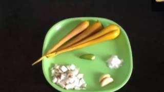 பனங்கிழங்கு புட்டு Palm sprout Masala puttu - quick and soft palm sprout recipe English and தமிழ்