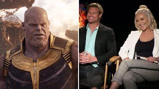"""""""Avengers: Infinity War"""" cast dishes on Batista"""