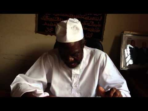 NATIONAL  IMAM  ON THE GOLDEN VOICE OF ISLAM