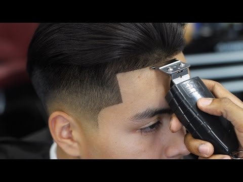 Xxx Mp4 HAIRCUT TUTORIAL LOW FADE WITH LONG HAIR BLOW DRIED BACK 3gp Sex