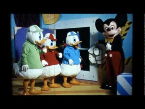 Mickey's Safety Club Playground Fun Walt Disney Educational Film Hbvideos