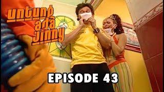 Untung Ada Jinny Episode 43 Manusia Kesedot WC
