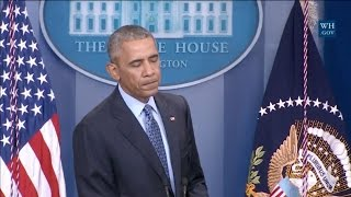 Obama Opens Up About His Daughters In Final Press Conference