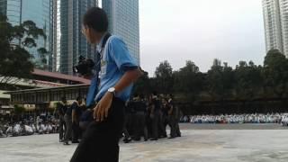 WARDANCE MERDEKA SMK SRI PANTAI 2016