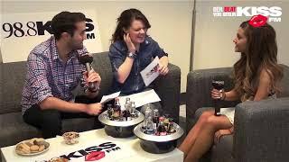 "Interview ARIANA GRANDE: ""I"