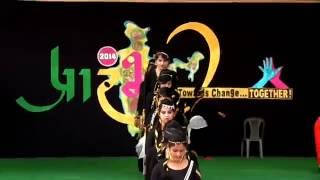 nacho re nacho | jai ho movie | choreograph by raj shah |