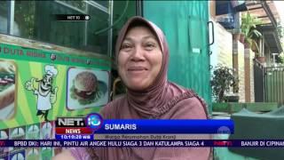 Banjir di Perumahan Duta Kranji Mulai Surut, Warga Bersihkan Rumah - NET10