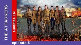 The Attackers - Episode 5. Russian TV Series. StarMedia. Military Drama. English Subtitles