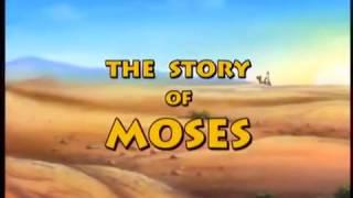 Grandes Heróis e Lendas da Biblia Em A História de Moisés