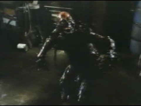 Braindead ( Dead Alive ) Tarman atack the punks !! ROCK