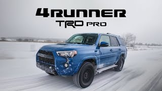 2018 Toyota 4Runner TRD Pro Review - SUV Done Right