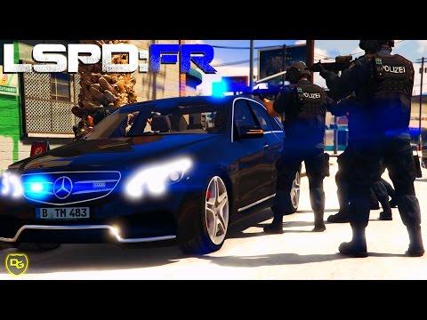GTA 5 LSPD:FR #104 - SEK | Kritische Situation! - Deutsch - Grand Theft Auto 5 LSPD First Response