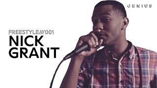 Freestyle 001: Nick Grant