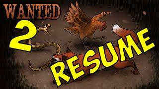 Résumé des morts Wanted 2