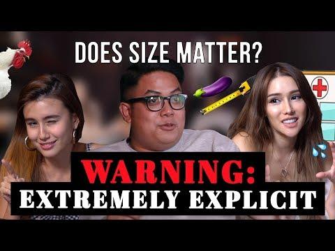 Xxx Mp4 Does Size Matter Real Talk Episode 5 3gp Sex