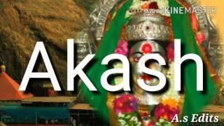 Mere Bayanka Naam D.j Akash And Sagar Shahapur ( A.S Pro )