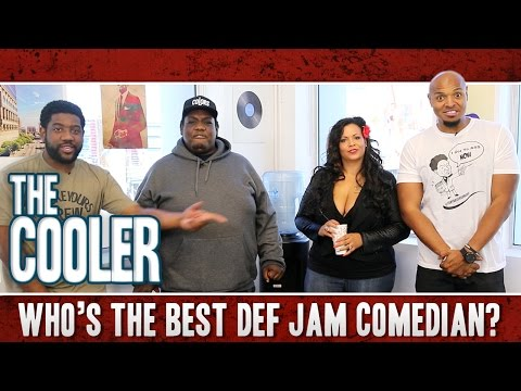 Who s the Best Def Jam Comedian
