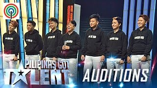 Pilipinas Got Talent Season 5 Auditions: Lez Boys - Lesbian Group
