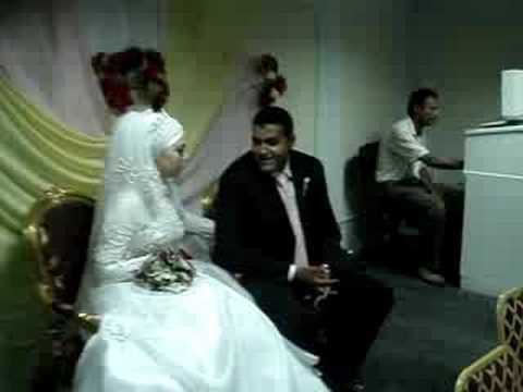 Tarek Galal wedding 1