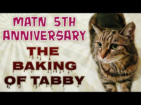 Xxx Mp4 Many A True Nerd 5th Anniversary Special The Baking Of Tabby 3gp Sex