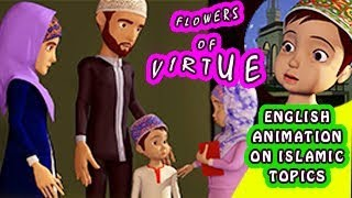 KIDS ISLAMIC  CARTOON : ENGLISH
