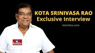 Kota Srinivasa Rao Exclusive Interview | 69th Birthday Special | HMTV