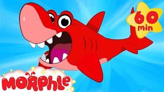 My Pet Shark (+ 1 hour My Magic Pet Morphle Mega kids compilation!)