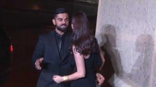SHOCKING! Virat Kohli Fights With Anushka Sharma in Manish Malhotra Birthday