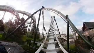 360° Flug der Dämonen Heide Park Resort