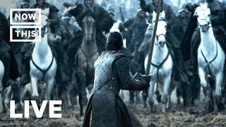 'Game of Thrones' Season 8 Premiere | NowThis