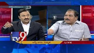 Big News Big Debate - Bunny Vasu in comments on Nandi Awards - Rajinikanth TV9