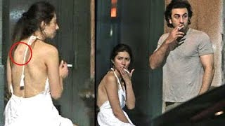Ranbir Kapoor Mahira Khan DATING ! CAUGHT In New York | LOVE BITES AND SMOKE DATE