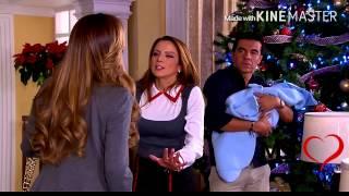 Mi Corazon es Tuyo | Ana cachetea a Isabela.