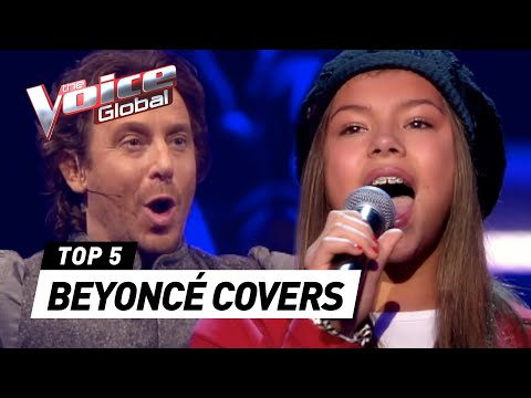 AMAZING BEYONCÉ SONGS in THE VOICE KIDS
